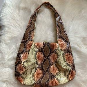 LPA Snakeprint bag brand new in box 🐍